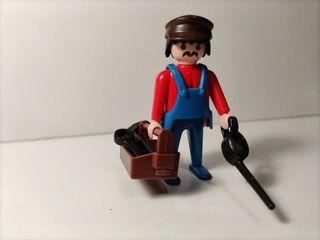 Mecánico Playmobil 3766