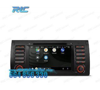 RADIO GPS ANDROID 10 BMW X5 E53 (99-06)