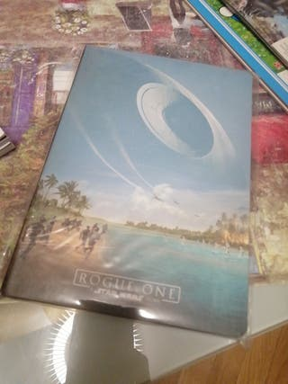 STAR WARS Rogue One libreta oficial