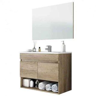 Espejo de baño 80x57,55cm