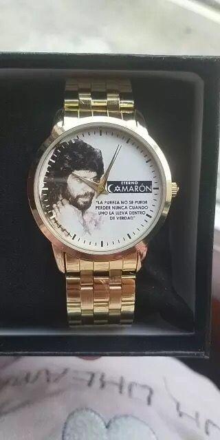 Reloj Camaron de la Isla