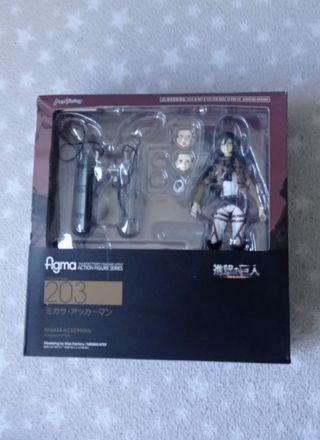 Figura Mikasa