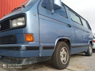 Vw T3 Hannover Edition Camper,1.9 TD 5 velocidades