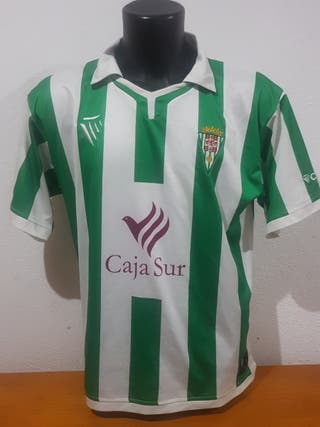 camiseta fútbol del Córdoba
