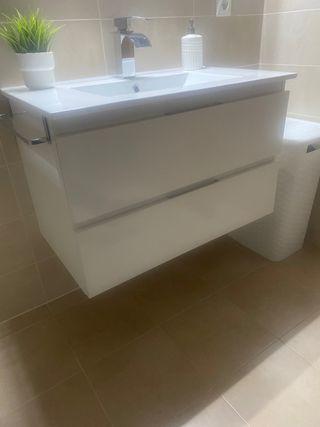 Mueble de baño sin estrenar
