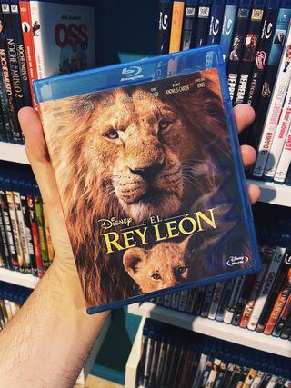 El rey león Bluray