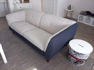 Sofá sillón 3 plazas