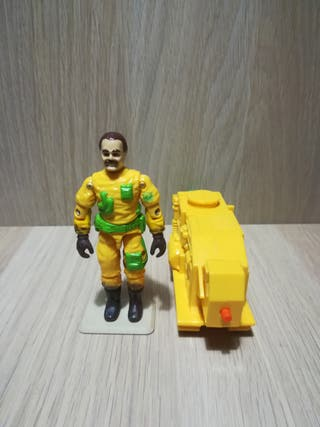Gi Joe Clean-Sweep