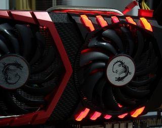 GeForce gtx 1050ti 4gb ¡NUEVA!