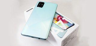 Samsung Galaxy A71 6GB RAM 128GB2 AÑOS DE GARANTÍA