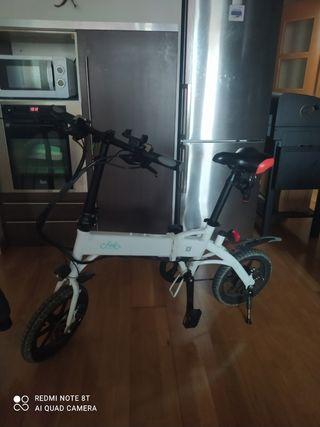 bici electrica fido d1 plegable
