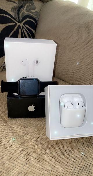Reloj apple serie 6