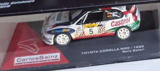 Toyota Corolla Wrc 1998 Sainz 1/43