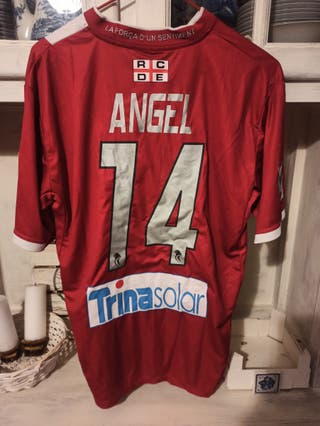 Match worn Angel