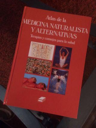 Libro sobre Salud y Terapias Alternativas .