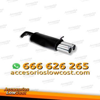 SI000162 - SILENCIOSO / ESCAPE PARA PEUGEOT 207 02/2006-