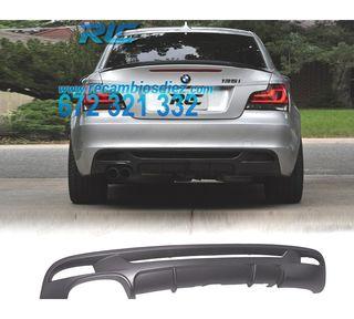 DIFUSOR M PERFORMANCE BMW SERIE 1 E82 COUPE / E88