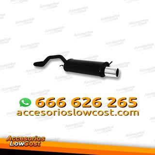 SI000181 - SILENCIOSO / ESCAPE PARA SEAT IBIZA 1997-2001