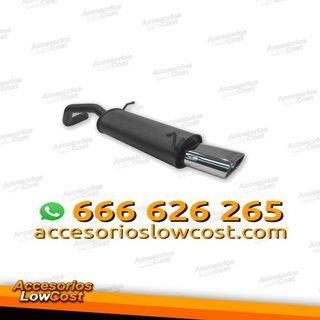 SI000183 - SILENCIOSO / ESCAPE PARA SEAT IBIZA 04/2002-