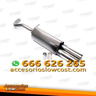 SI000184 - SILENCIOSO / ESCAPE PARA SEAT AROSA 05/1997-06/2005