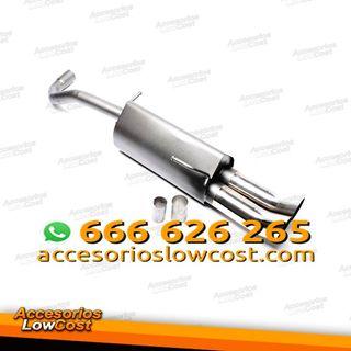 SI000186 - SILENCIOSO / ESCAPE PARA SEAT AROSA 05/1997-06/2005