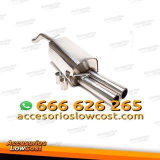 SI000225 - SILENCIOSO / ESCAPE PARA SEAT LEON 09/1996-