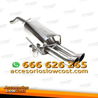 SI000229 - SILENCIOSO / ESCAPE PARA SEAT LEON 09/1996-