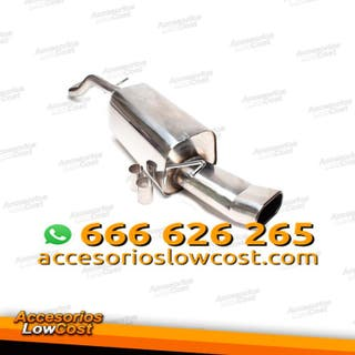 SI000233 - SILENCIOSO / ESCAPE PARA SEAT LEON 09/1996-