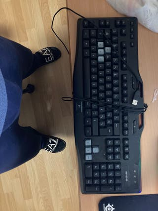Logitech teclado gaming