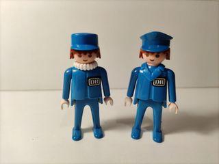 Maquinista fogonero Playmobil 4052