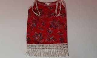 Camiseta Tirantes SPRINGFIELD - Talla M