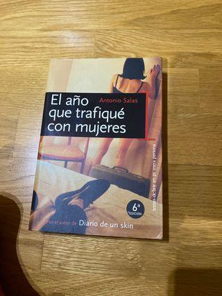 libro el año q trafique con mujeres
