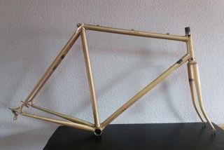 Cuadro bicicleta de carreras/ carretera
