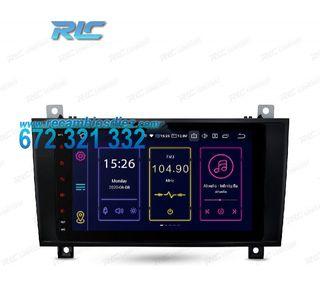 RADIO GPS ANDROID 10 MERCEDES SLK R171 (04-11)