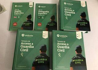 Temario Guardia Civil Prefortia