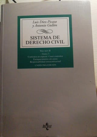 Sistema de Derecho Civil. Volumen II Tomo 2