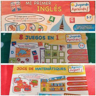 JUEGOS EDUCATIVOS INFANTILES