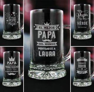 regalo para dia del padre jarra de cerveza