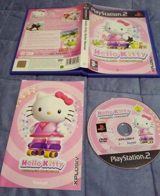 juego PlayStation2 hello kitty