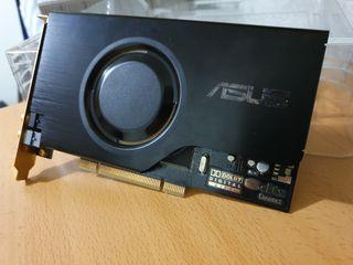 Tarjeta sonido PCI Asus Xonar D2