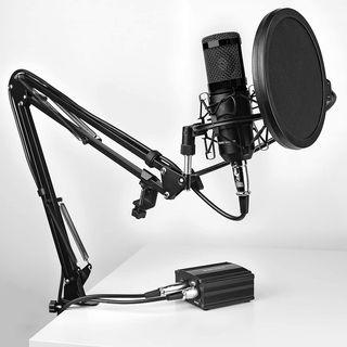 Mars Gaming MMICKIT - Micrófono profesional