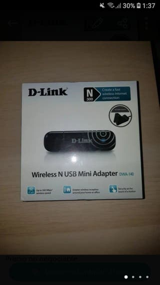 Adaptador USB Wifi D-Link