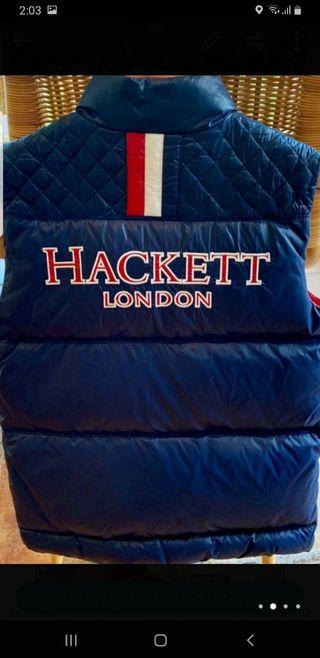 HACKETT LONDON chaleco aston martin talla 13a14 añ