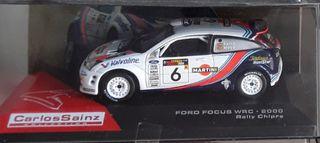 Ford Focus Wrc 2000 Sainz 1/43