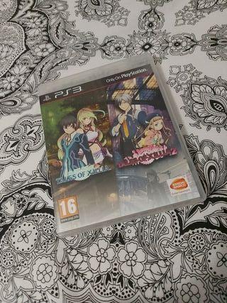 Tales Of Xillia 1 y 2 PS3