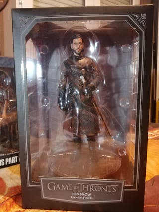 Jon nieve dark horse premium (juego de tronos)