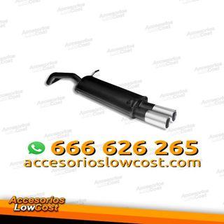 SI000182 - SILENCIOSO / ESCAPE PARA SEAT IBIZA 04/2002-