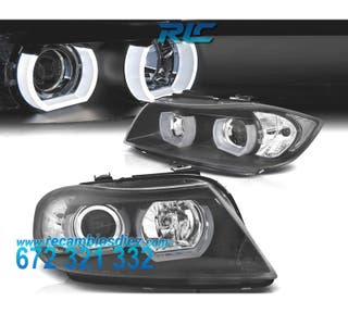 FAROS OJOS ANGEL U 3D LED BMW E90 / E91 05-08 FON