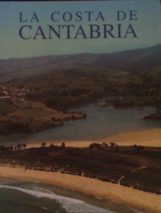 Libro sobre la Costa de Cantabria.