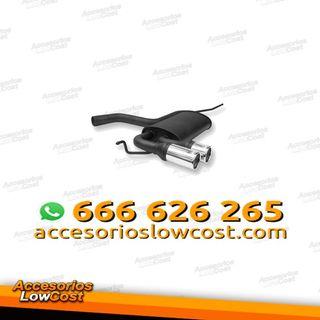 SI000197 - SILENCIOSO / ESCAPE PARA VOLKSWAGEN SCIROCCO III 09/2008-